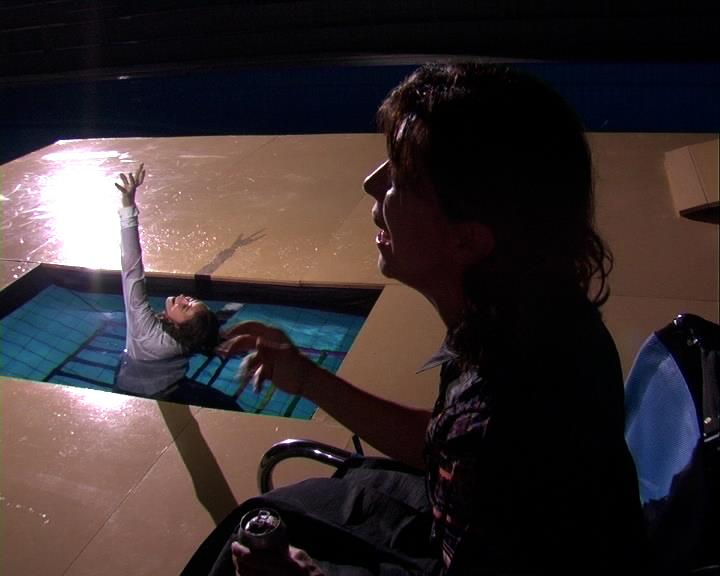 Marie desgranges Anne alvaro – La transe de K Icône 2004 Espace Nautique Auguste Delaune St Ouen