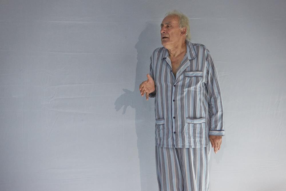 Philippe Morier-Genoud - Le vertige 2014 - Theâtre du Rond Point Salle Topor ©Pierre Grosbois