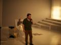 Philippe Morier-Genoud Fabien Orcier – C'est personne 2014 - Theâtre du Rond Point Salle Topor ©Pierre Grosbois
