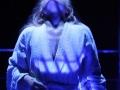 Anne lise heimburger - Sombrer  La Tour - Théâtre de Gennevilliers – Salle Maria Casares – 1997 ©Philippe ABRIEUX