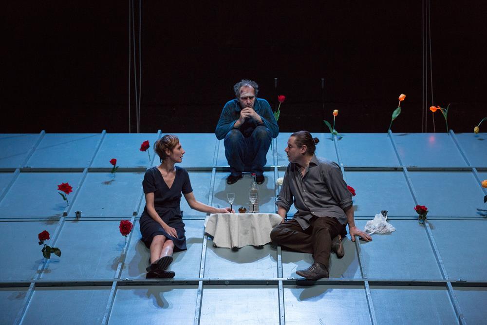 Nathalie Richard  Fabien Orcier - L'Invitation Lost (Replay) ©Pierre Grosbois