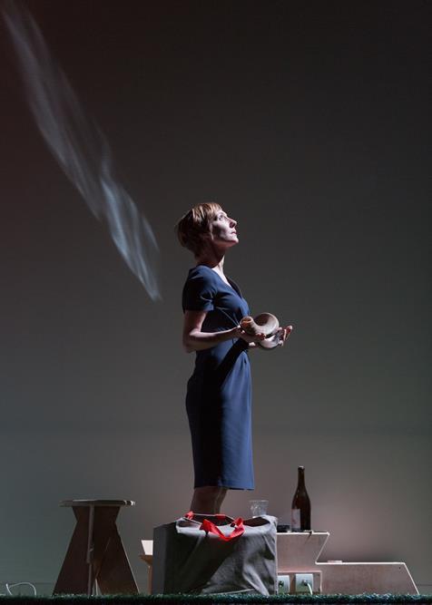Nathalie Richard – Shofar Lost (Replay) ©Pierre Grosbois
