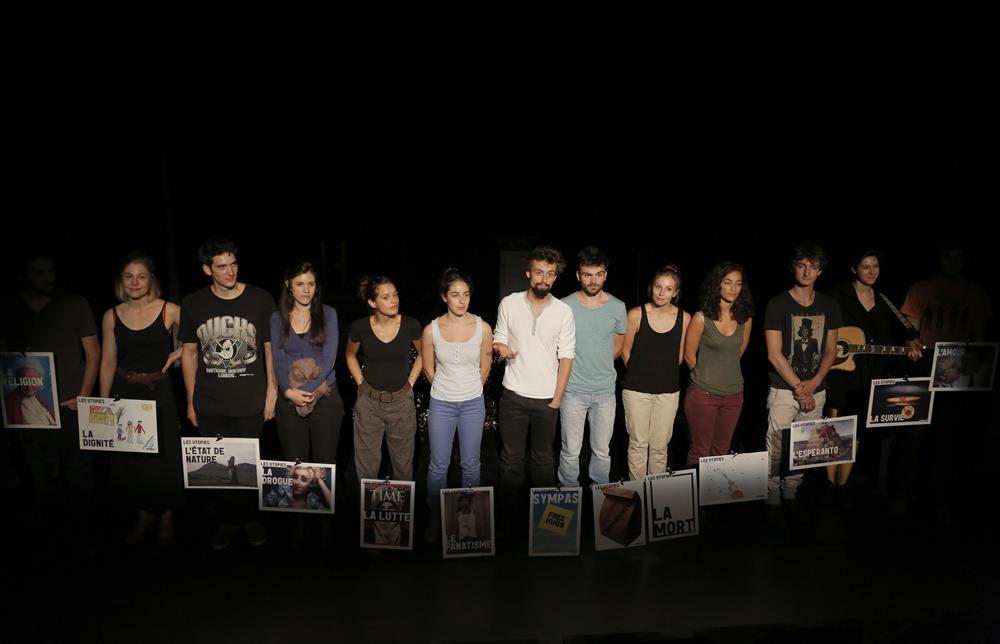 Ensemble 20 – Utopies