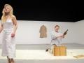 Anne Lise Heimburger- Fabien Orcier – Bouteilles Identité Théâtre La Bastille 2011