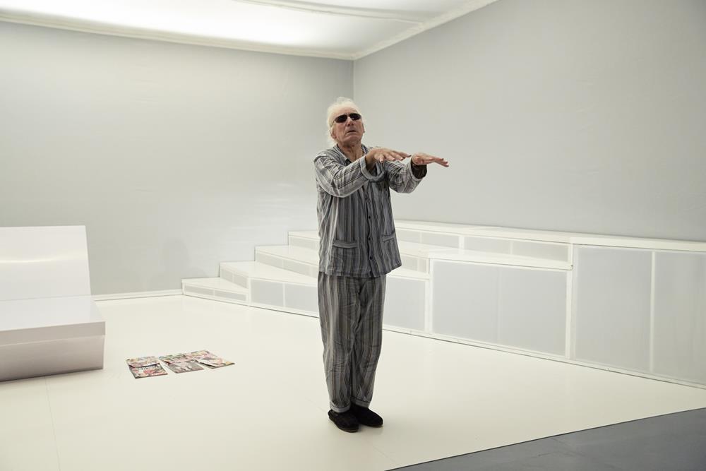 Philippe Morier Genoud- Somnambule 2014 - Theâtre du Rond Point Salle Topor ©Pierre Grosbois