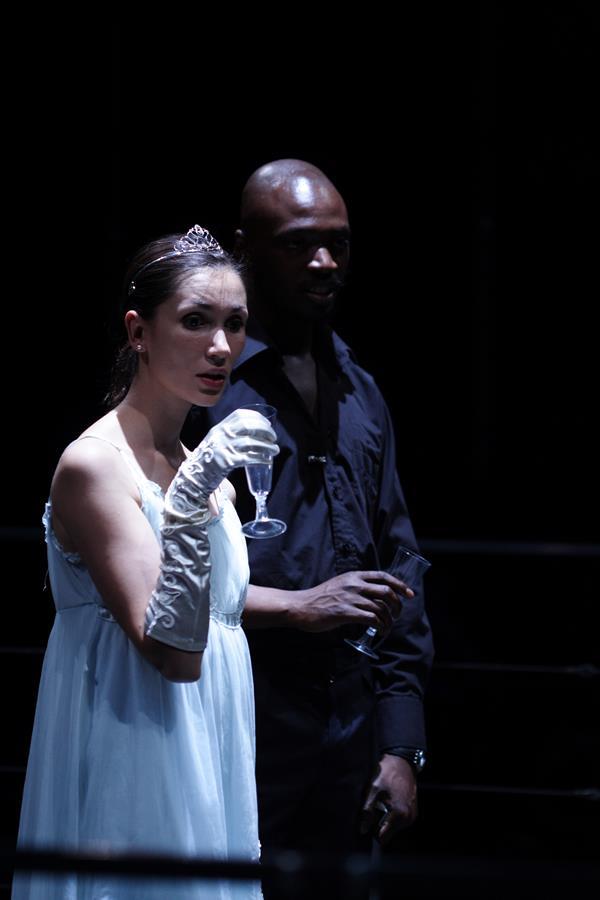 Lisa Martino et Jean Baptiste Anoumon – De la brioche
