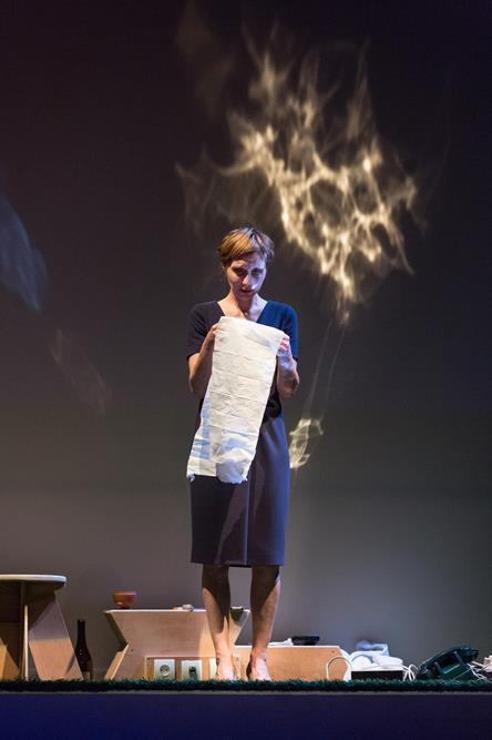 Nathalie Richard - Le projet Lost (Replay) ©Pierre Grosbois