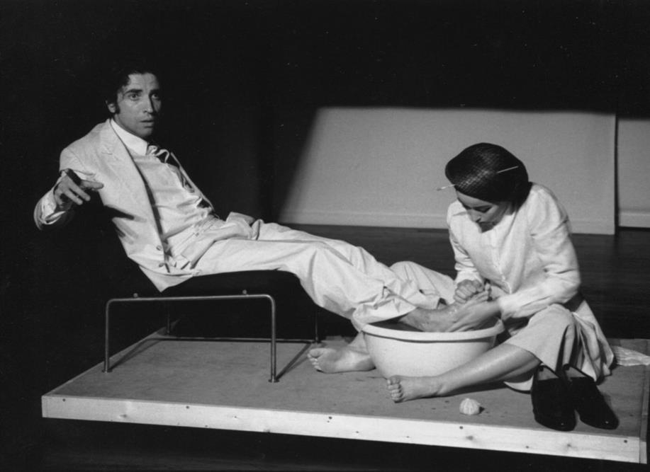 Philippe Welsh Marie Desgranges Suivez- Moi - Théâtre Gérard Philipe de St-Denis