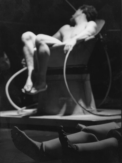 Cyril Dubreuil  En répétition  Suivez- Moi - Théâtre Gérard Philipe de St-Denis