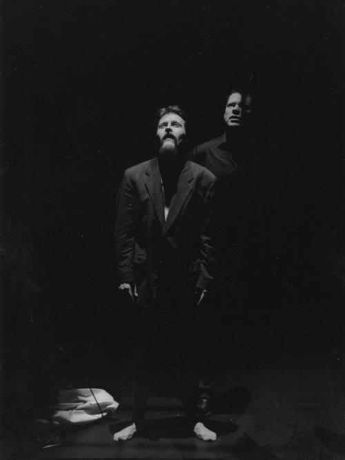 Cyril Dubreuil et Fabien Orcier  Suivez- Moi - Théâtre Gérard Philipe de St-Denis    © Pedro Lombardi